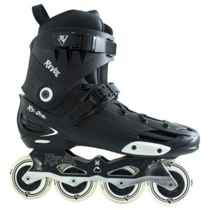 patines revol negros