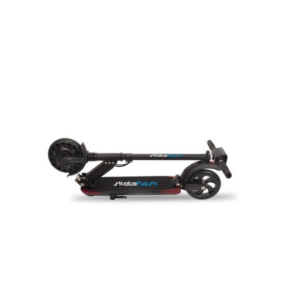 patinete electrico negro oferta